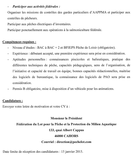 exemple lettre de motivation gardien de propriete
