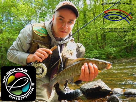 guide de pêche Auvergne