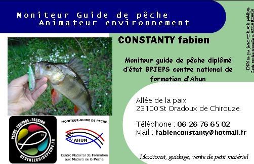 moniteur guide pêche Étang de Méouze
