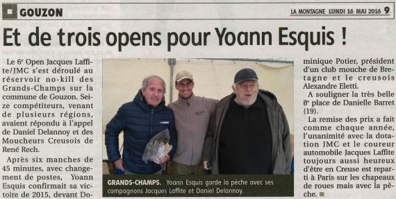 yoann esquis