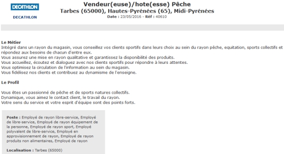 emploi guide peche decathlon