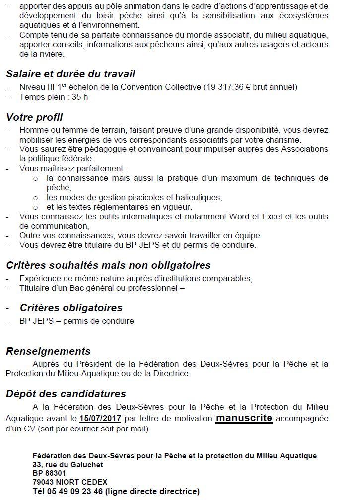 Devenez Moniteur Guide De Pêche Technicien De Rivière