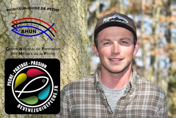 Damien Toussaint Guide pêche pyrénées