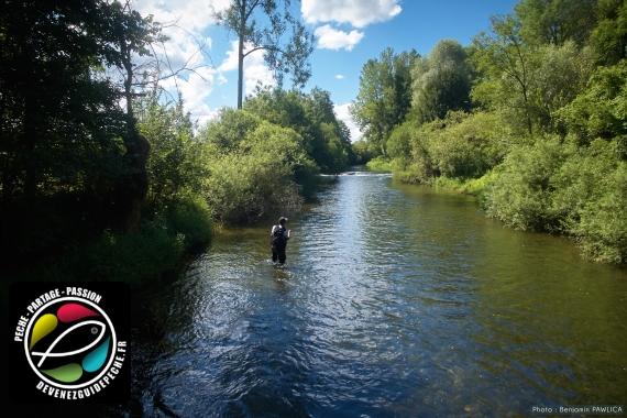 guide de pêche riviere