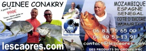 Serges Malveau, Moniteur Guide Pêche sur Paris et à l'étranger