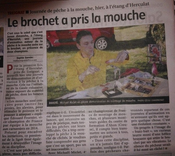 moniteur guide peche mouche brochet yoann esquis