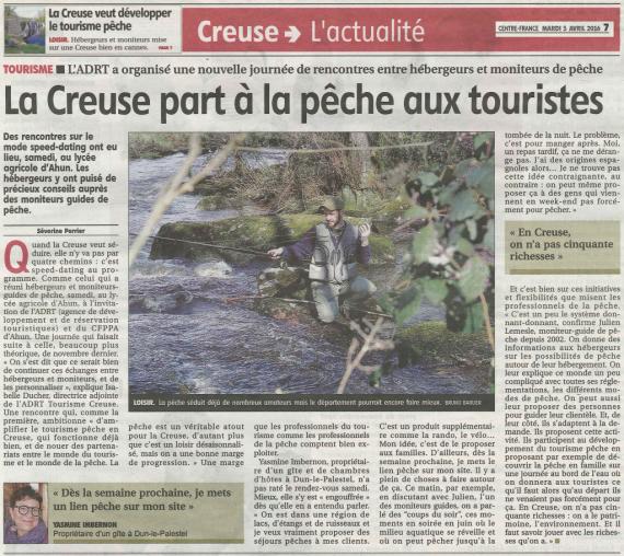 tourisme peche moniteur guide peche